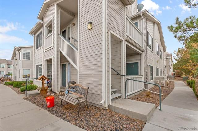 8405 Pebble Creek Way #203, Highlands Ranch, CO 80126 (#4235487) :: Briggs American Properties