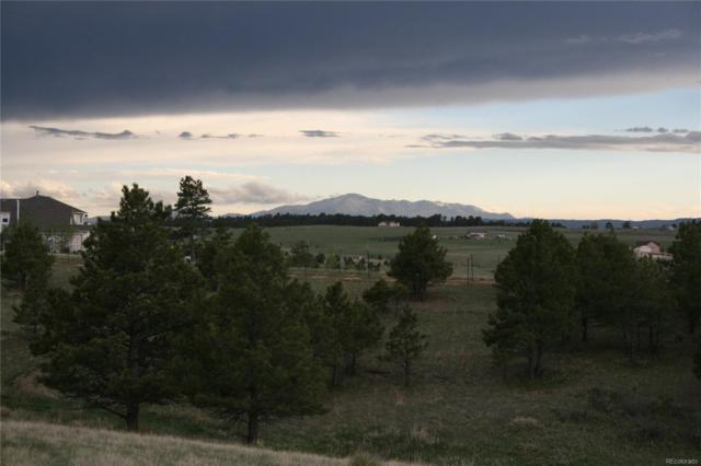 6479 Arrowhead Trail, Elizabeth, CO 80107 (#4236248) :: My Home Team