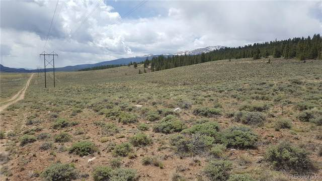 Parcel 1A, Tract 50, Twin Lakes, CO 81251 (#4237338) :: The DeGrood Team