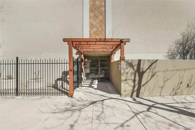 1390 N Emerson Street #506, Denver, CO 80218 (#4237401) :: Bring Home Denver with Keller Williams Downtown Realty LLC