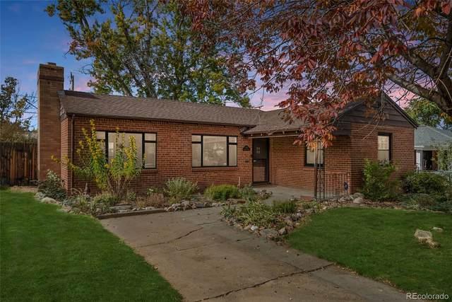 475 S Bryant Street, Denver, CO 80219 (#4237776) :: Briggs American Properties