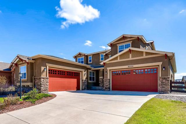 9204 Dome Rock Place, Colorado Springs, CO 80924 (#4237926) :: The HomeSmiths Team - Keller Williams