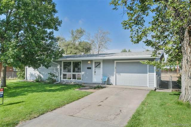 945 Mckinley Avenue, Fort Lupton, CO 80621 (#4238194) :: The DeGrood Team