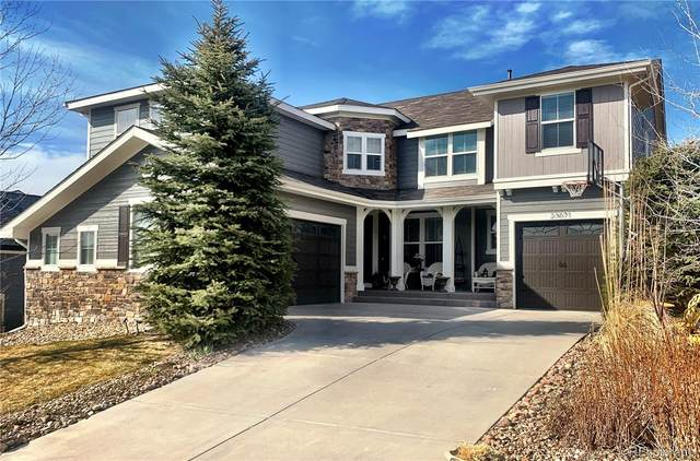 23071 Allendale Avenue, Parker, CO 80138 (MLS #4238743) :: 8z Real Estate