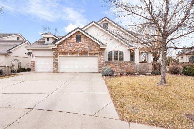 57 Coral Place, Greenwood Village, CO 80111 (#4238838) :: Structure CO Group