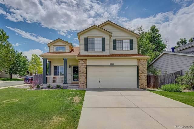 5202 S Ireland Way, Centennial, CO 80015 (#4238842) :: HomeSmart Realty Group