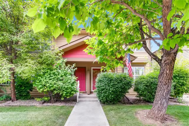 4527 Starflower Drive D, Fort Collins, CO 80526 (#4238970) :: The Peak Properties Group
