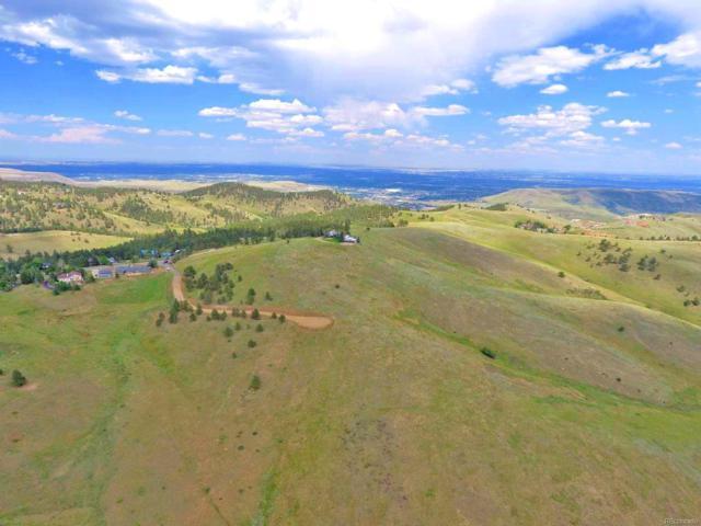 545 Mt. Evans Vista Road, Golden, CO 80401 (MLS #4239270) :: 8z Real Estate