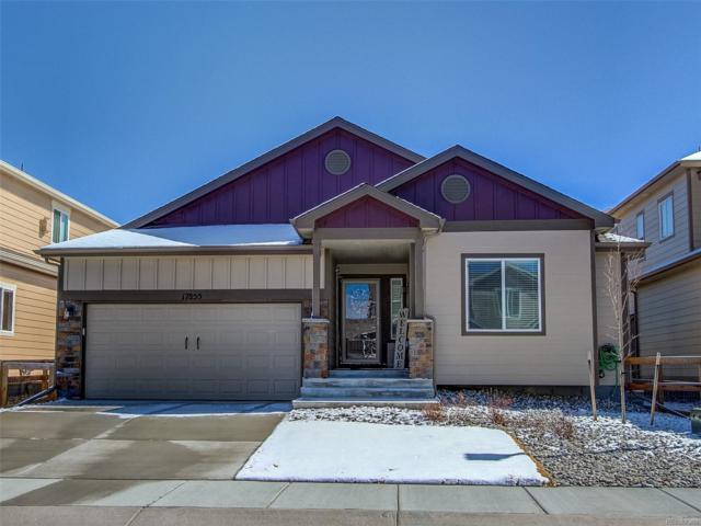 17855 Smelting Rock Drive, Monument, CO 80132 (#4239999) :: Wisdom Real Estate