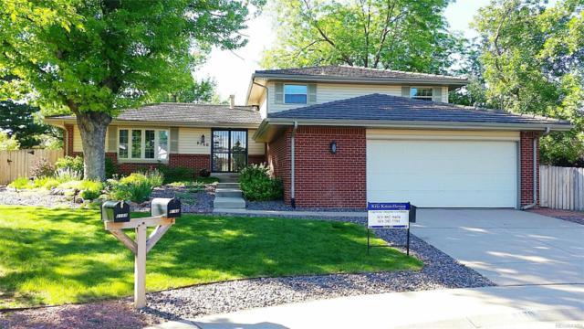 8160 S Madison Way, Centennial, CO 80122 (MLS #4240050) :: 8z Real Estate