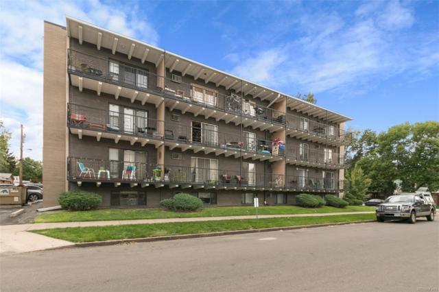 100 S Clarkson Street #301, Denver, CO 80209 (#4241970) :: The Peak Properties Group