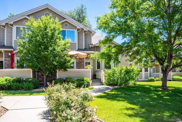 1440 Baker Street D, Longmont, CO 80501 (#4242507) :: Kimberly Austin Properties