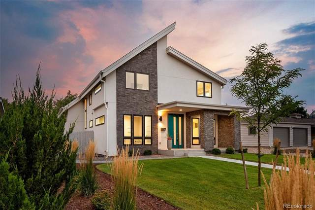 1461 S Clermont Street, Denver, CO 80222 (#4242688) :: The DeGrood Team
