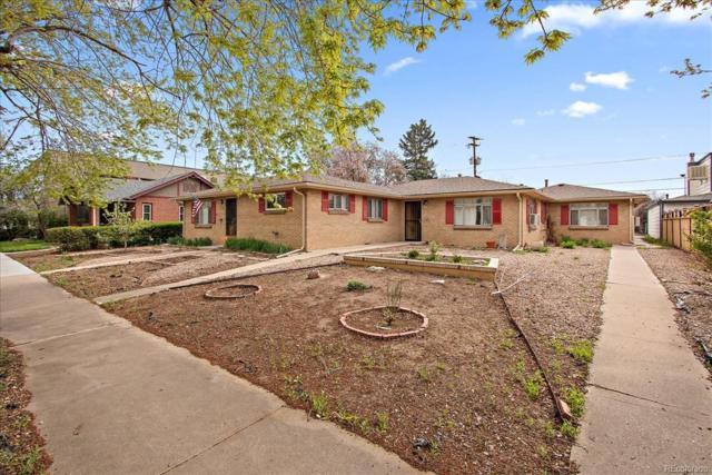 1370 S Clarkson Street, Denver, CO 80210 (MLS #4242982) :: 8z Real Estate