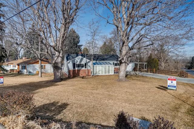 4101 Carr Street, Wheat Ridge, CO 80033 (#4243066) :: The Peak Properties Group