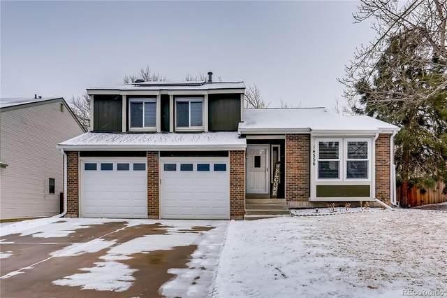 14556 E Wagontrail Place, Aurora, CO 80015 (MLS #4243106) :: Kittle Real Estate