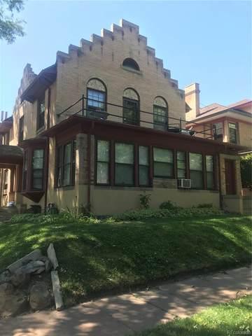 1137 E 10th Avenue 1 And 2, Denver, CO 80218 (MLS #4243120) :: Find Colorado