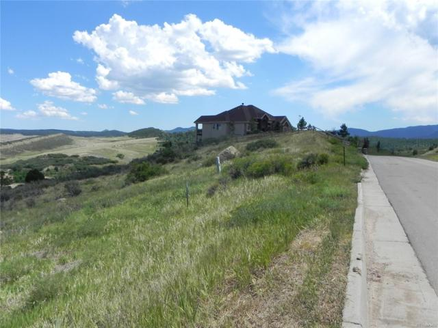 5453 Country Club Drive, Larkspur, CO 80118 (MLS #4243180) :: 8z Real Estate