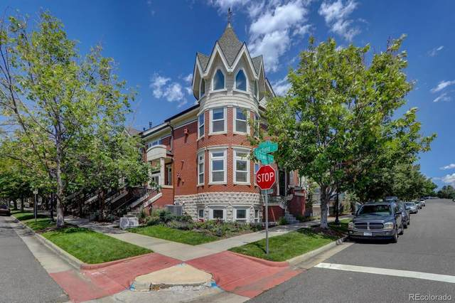 2 Garfield Street A, Denver, CO 80206 (#4243477) :: Kimberly Austin Properties