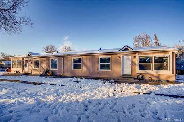 168 King Street, Denver, CO 80219 (#4244313) :: Venterra Real Estate LLC