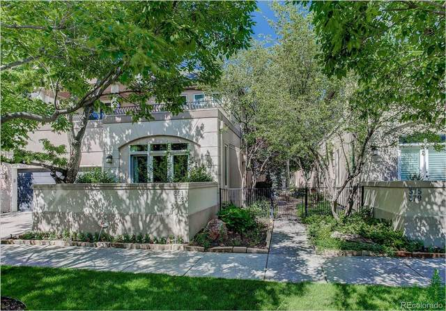 359 Detroit Street, Denver, CO 80206 (#4244613) :: My Home Team