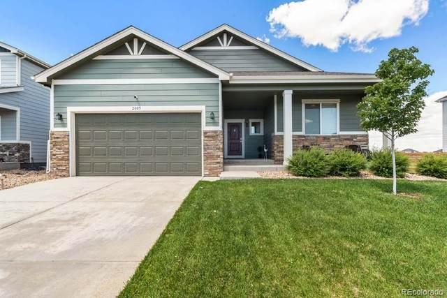 2005 Saddleback Drive, Milliken, CO 80543 (MLS #4245150) :: 8z Real Estate