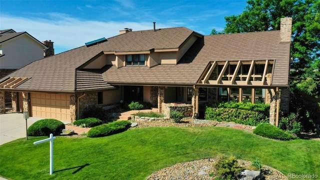 7955 S Eudora Circle, Centennial, CO 80122 (MLS #4245261) :: 8z Real Estate