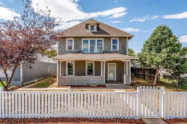 611 Knox Court, Denver, CO 80204 (MLS #4246157) :: 8z Real Estate