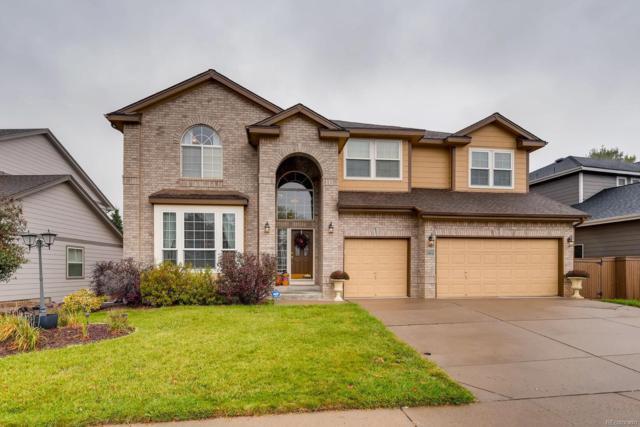 9768 Sylvestor Road, Highlands Ranch, CO 80129 (#4246521) :: House Hunters Colorado