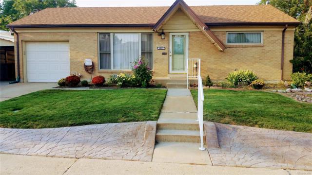 10911 Larry Drive, Northglenn, CO 80233 (#4246540) :: House Hunters Colorado