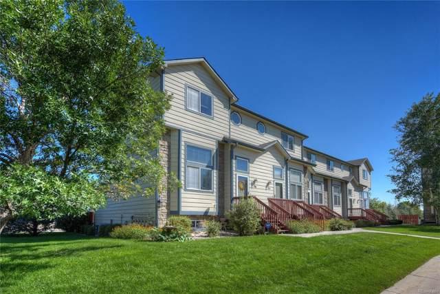 1101 21 Avenue #16, Longmont, CO 80501 (MLS #4246568) :: 8z Real Estate