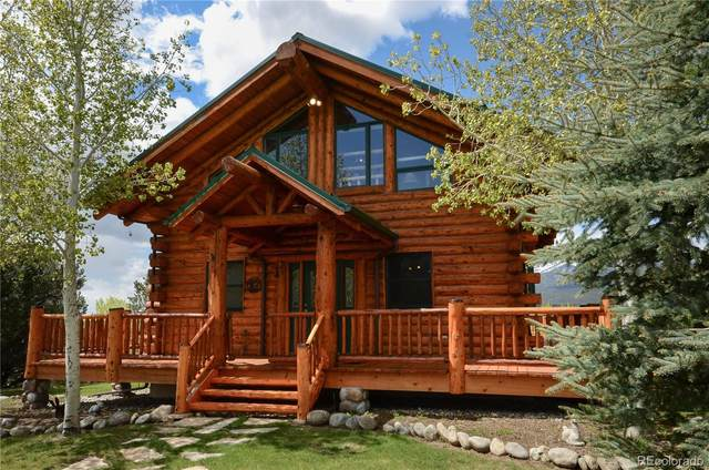33305 County Road 361, Buena Vista, CO 81211 (#4246682) :: The DeGrood Team