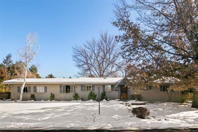 6198 S Lakeview Street, Littleton, CO 80120 (#4247335) :: The Peak Properties Group