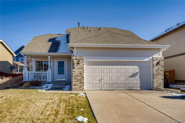 8422 Dove Ridge Way, Parker, CO 80134 (#4247678) :: The Healey Group