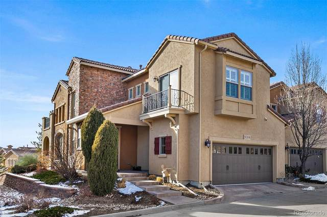 9188 Viaggio Way, Highlands Ranch, CO 80126 (MLS #4247995) :: 8z Real Estate