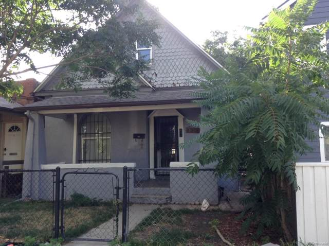 327 Inca Street, Denver, CO 80223 (#4248501) :: Wisdom Real Estate