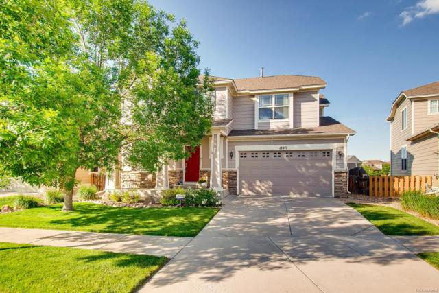12471 E 106th Place, Commerce City, CO 80022 (#4248580) :: The Heyl Group at Keller Williams