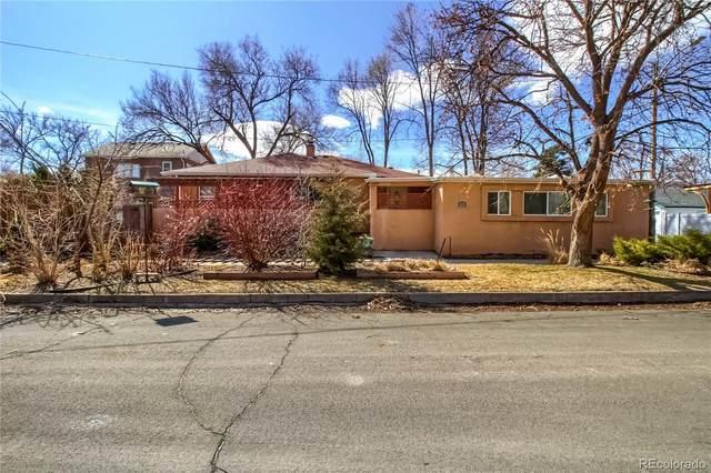 519 E Espanola Street, Colorado Springs, CO 80907 (#4249173) :: The Brokerage Group
