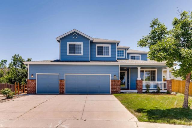17218 Cornerstone Lane, Parker, CO 80134 (#4249203) :: Wisdom Real Estate