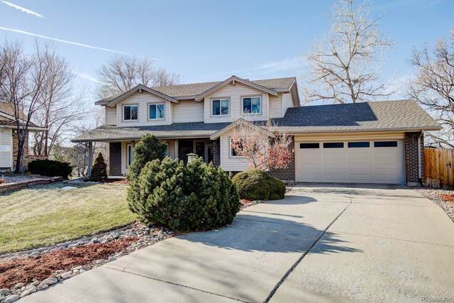 5110 W 98th Avenue, Westminster, CO 80031 (#4249405) :: The Dixon Group