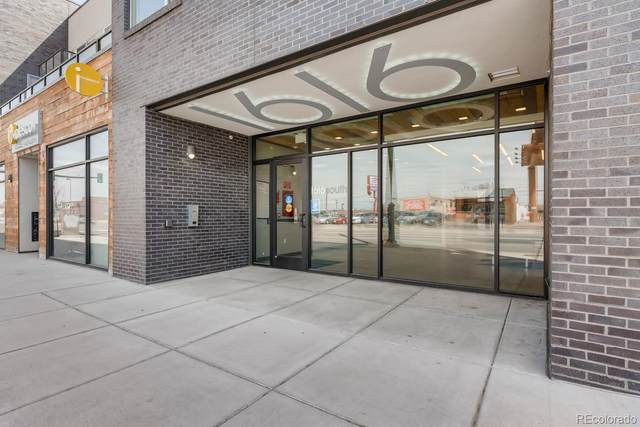 1616 S Broadway #200, Denver, CO 80210 (#4250479) :: The DeGrood Team