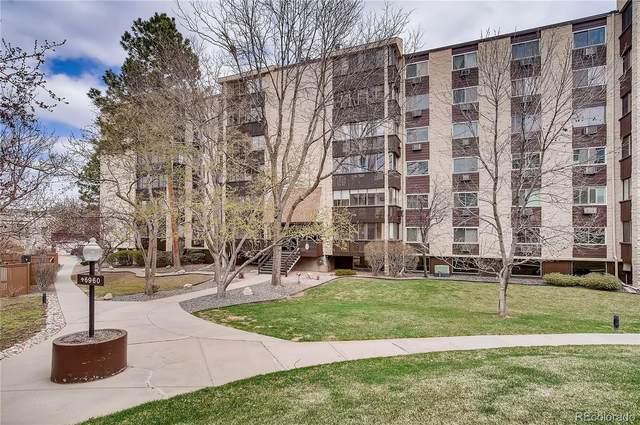 6960 E Girard Avenue #610, Denver, CO 80224 (#4250587) :: Re/Max Structure