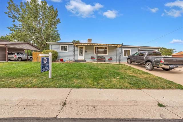 9037 Grove Street, Westminster, CO 80031 (#4250756) :: The Heyl Group at Keller Williams