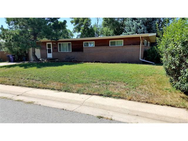 3310 W Tanforan Drive, Englewood, CO 80110 (MLS #4251084) :: 8z Real Estate