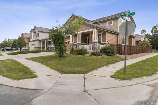 15397 E 118th Avenue, Commerce City, CO 80022 (#4251451) :: Symbio Denver