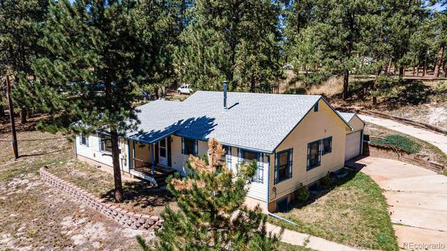 261 Perry Park Avenue, Larkspur, CO 80118 (#4251816) :: Chateaux Realty Group