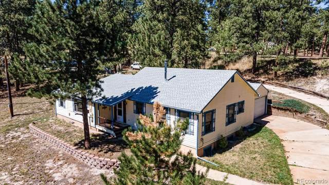 261 Perry Park Avenue, Larkspur, CO 80118 (#4251816) :: Real Estate Professionals