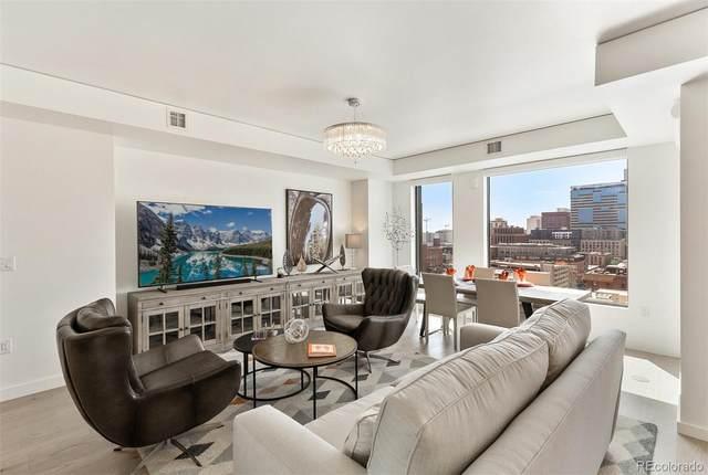 1750 Wewatta Street #1334, Denver, CO 80202 (#4252036) :: Venterra Real Estate LLC