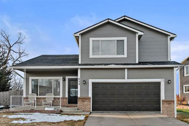 232 3rd Street, Frederick, CO 80530 (MLS #4252674) :: 8z Real Estate