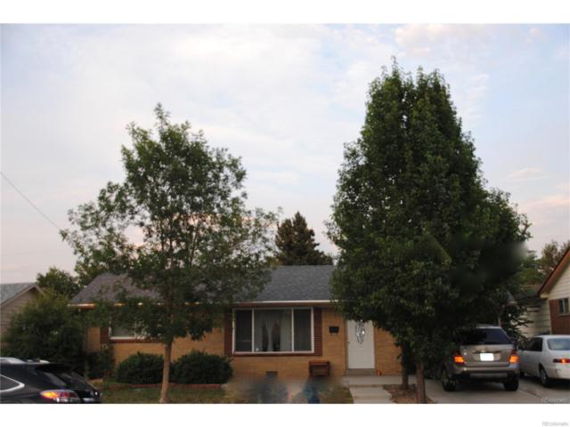 2672 S Meade Street, Denver, CO 80219 (#4253024) :: The Peak Properties Group